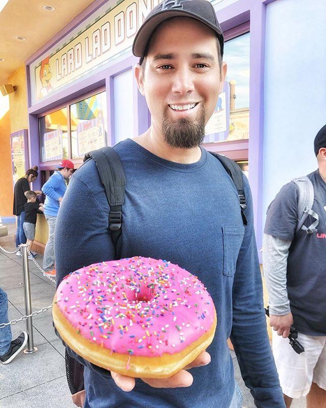 Donut Universal Studios