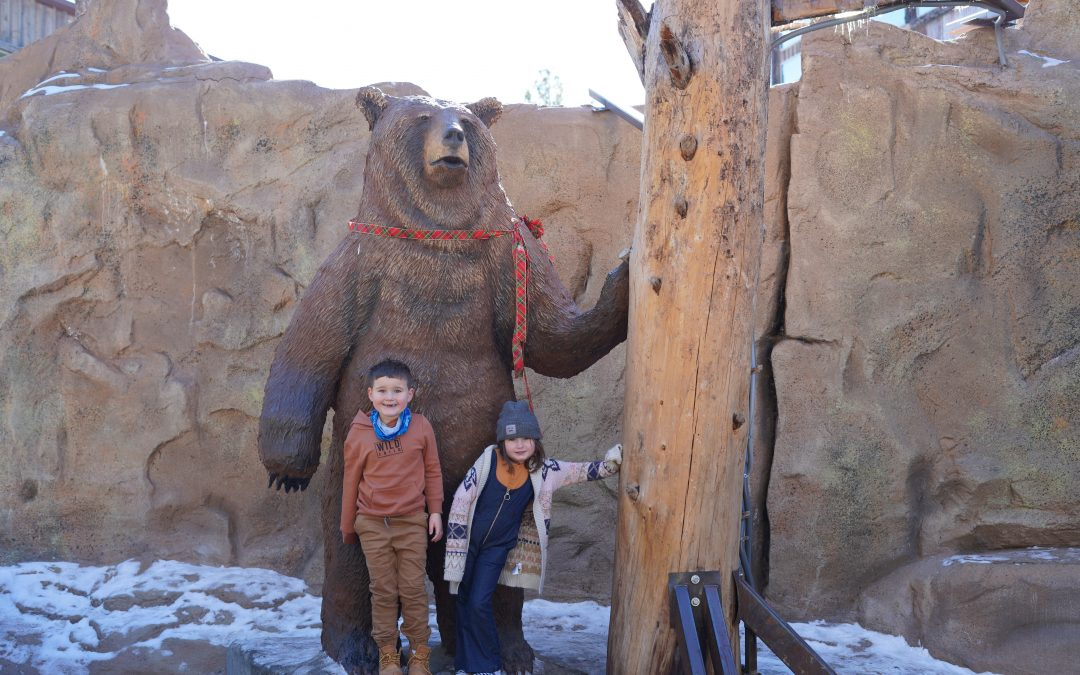 Williams, Arizona on Route 66 with Kids