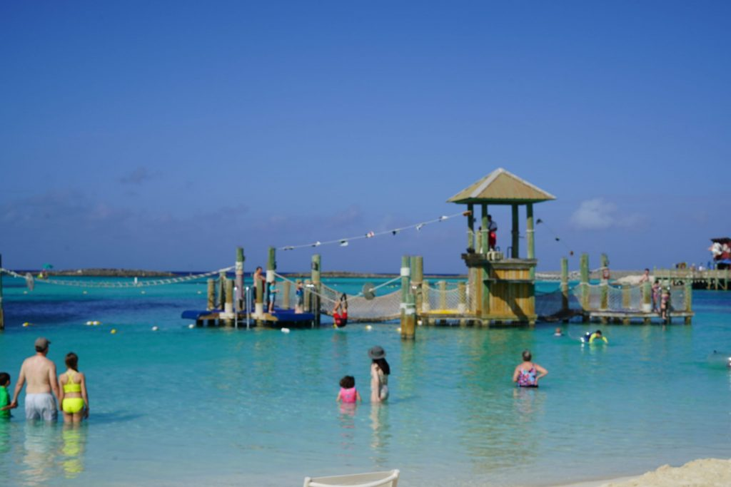Spring a leak water park. | Castaway Cay- Everything you need to know